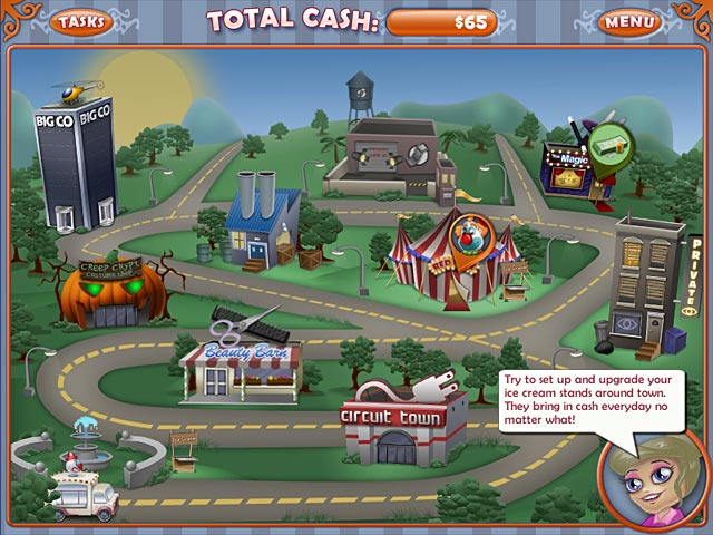 Game screenshot 3 Ice Cream Craze: Tycoon Takeover