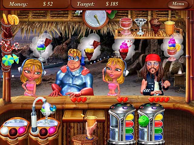Game screenshot 1 Ice Cream Mania