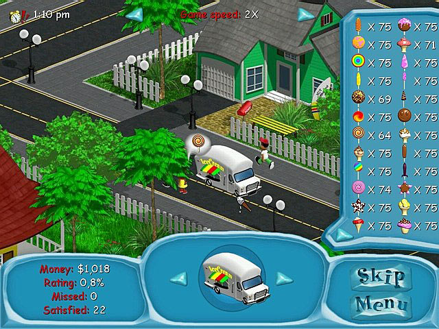 Game screenshot 1 Ice Cream Tycoon