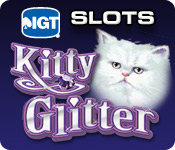 Feature screenshot game IGT Slots Kitty Glitter