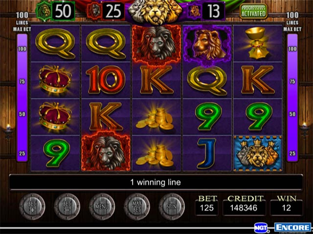 four kings casino tricks