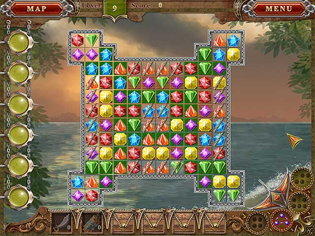 Game screenshot 1 In Search Of Treasure: Pirate Stories