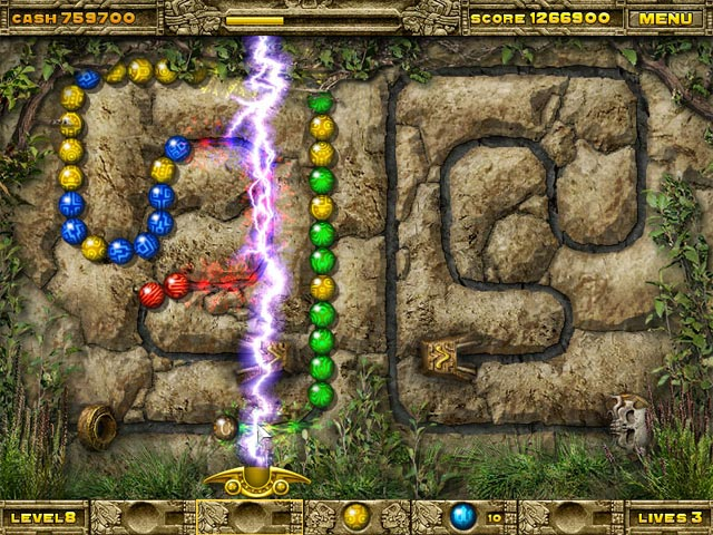 Game screenshot 2 Inca Ball