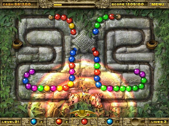 Game screenshot 3 Inca Ball