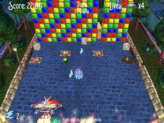 Spiele Screenshot 3 Incrediball The Seven Sapphires