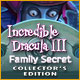 Download Incredible Dracula III: Family Secret Collector's Edition from Big Fish Games