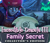 Incredible Dracula III: Family Secret Collector's