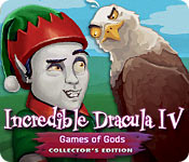 Incredible Dracula IV: Game of Gods Collector's Ed