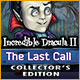 Incredible Dracula 2: The Last Call Collector's Edition - Mac
