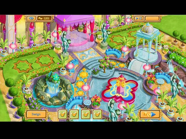 India Garden iPad iPhone Android Mac PC Game Big Fish