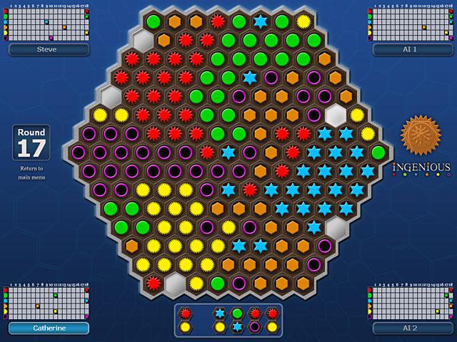 Game screenshot 1 Reiner Knizia's Ingenious