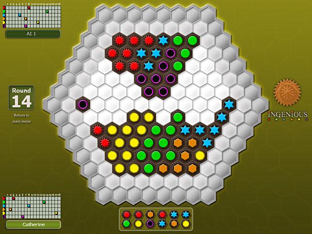 Game screenshot 2 Reiner Knizia's Ingenious