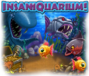 Feature screenshot game Insaniquarium! Deluxe