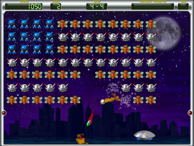 Game screenshot 2 Invadazoid