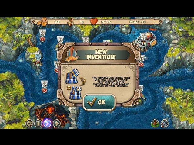 Game screenshot 2 Iron Sea Defenders
