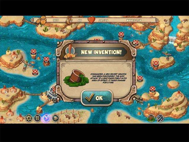 Game screenshot 2 Iron Sea: Frontier Defenders