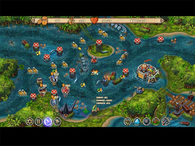 Game screenshot 3 Iron Sea: Frontier Defenders