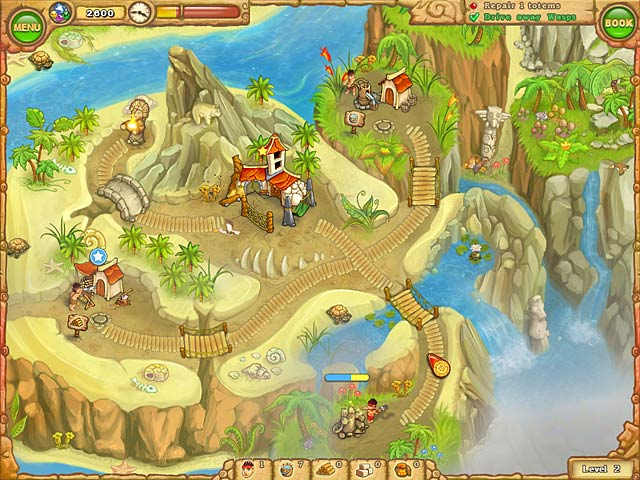 Island Tribe 2 – Mac Screenshot-3