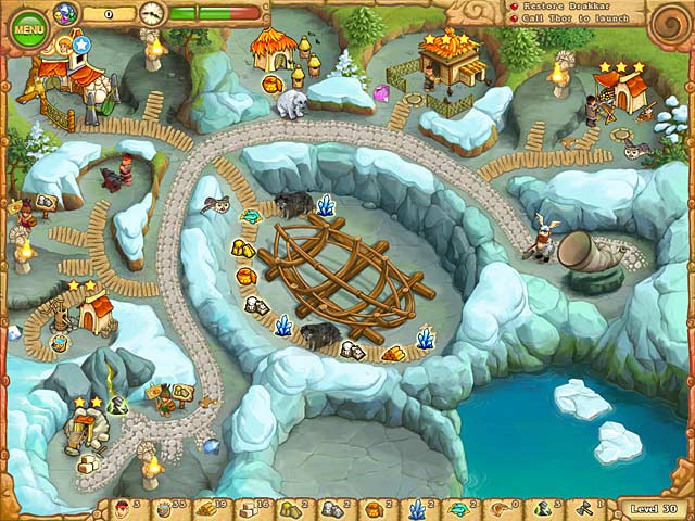 Game screenshot 1 Island Tribe 4