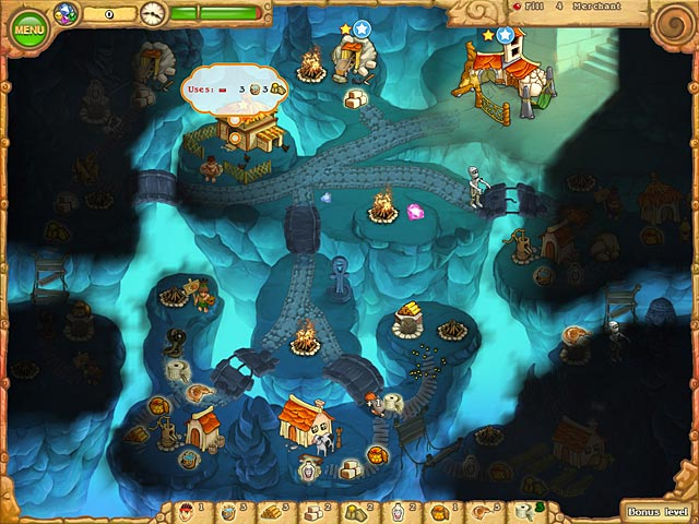 Game screenshot 2 Island Tribe 4