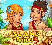 Feature screenshot game Island Tribe 5