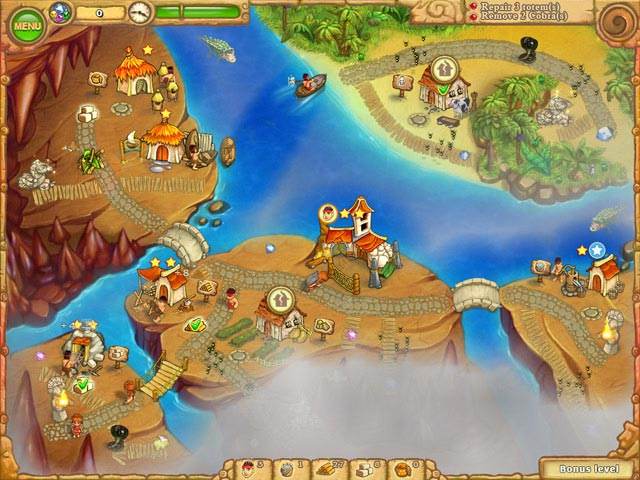 Game screenshot 1 Island Tribe 5