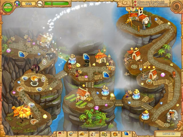 Game screenshot 2 Island Tribe 5