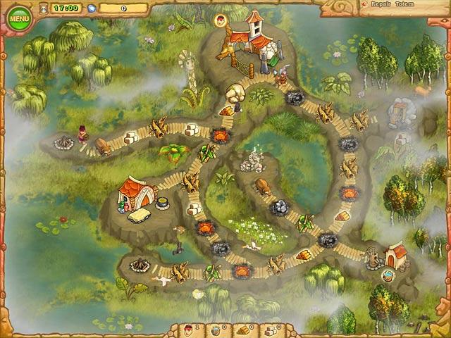 Game screenshot 2 Island Tribe