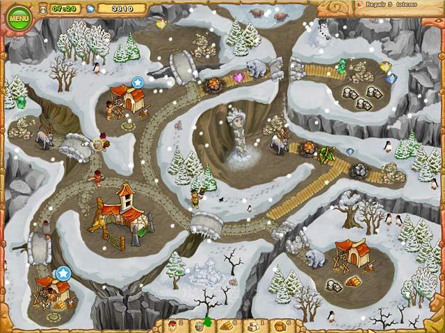Game screenshot 3 Island Tribe
