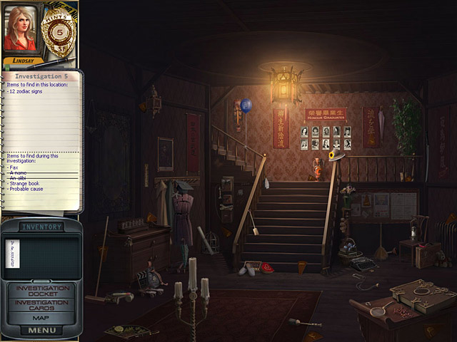 Game screenshot 3 James Patterson Women's Murder Club: Death in Scarlet
