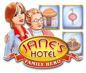 Jane's Hotel: Family Hero