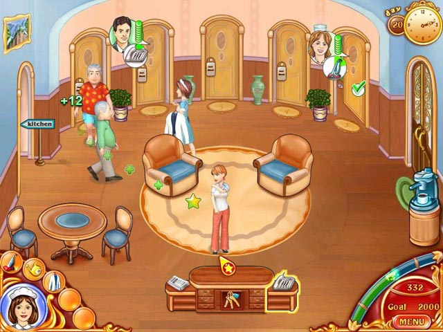 Game screenshot 3 Jane's Hotel