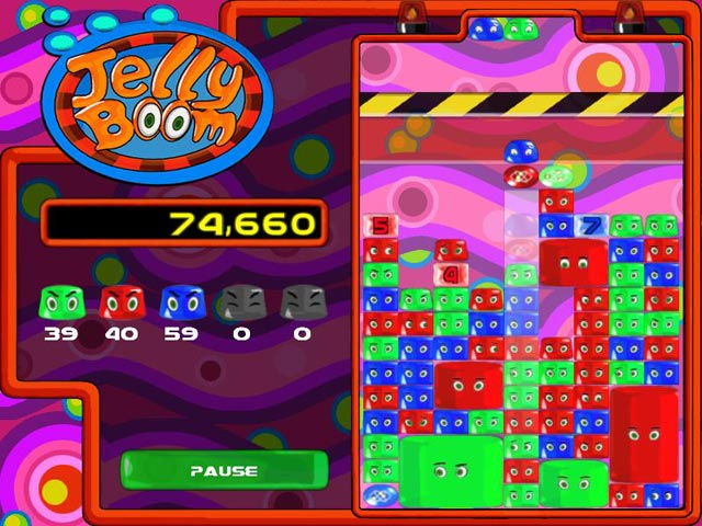 Spiele Screenshot 1 Jelly Boom