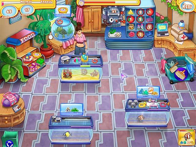 Game screenshot 3 Jenny's Fish Shop
