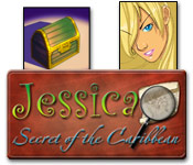 Feature screenshot game Jessica Secret of the Caribbean