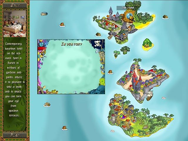 Game screenshot 3 Jessica Secret of the Caribbean