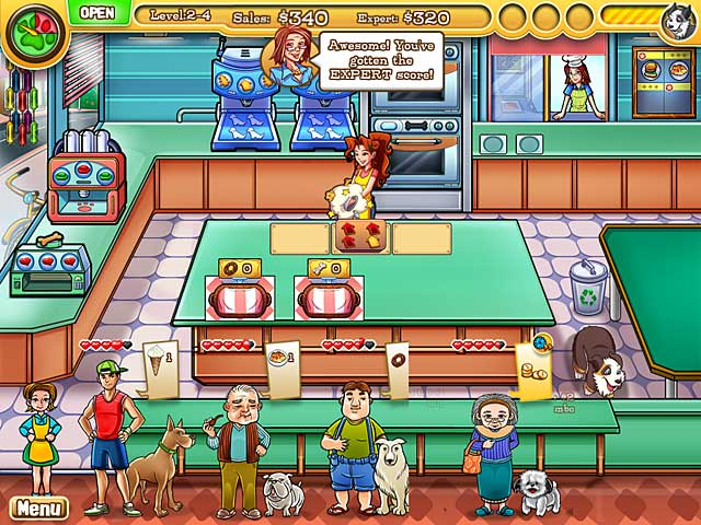 Game screenshot 1 Jessica's BowWow Bistro