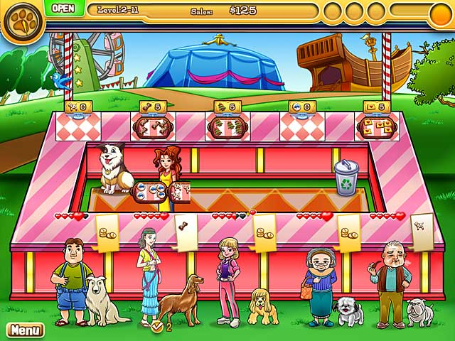 Game screenshot 3 Jessica's BowWow Bistro