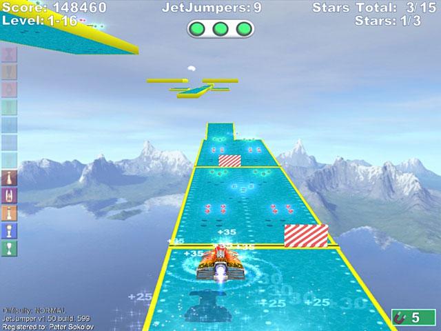 Game screenshot 2 Jet Jumper