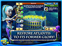 Screenshot for Jewel Legends: Atlantis