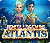 Feature screenshot game Jewel Legends: Atlantis