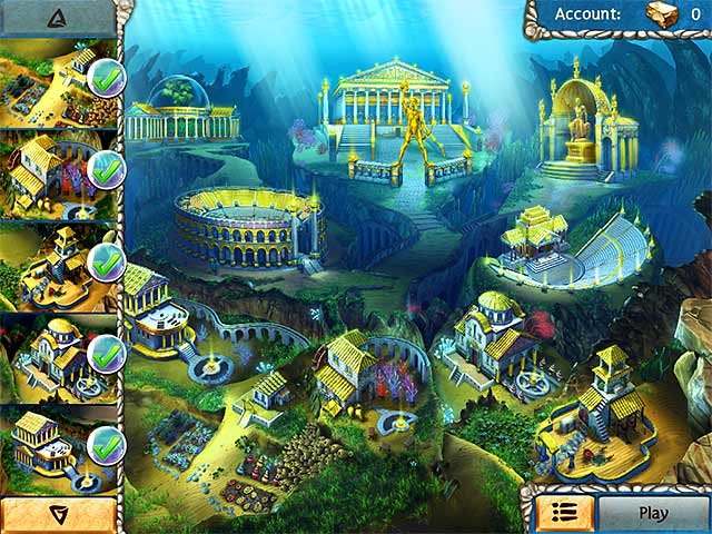 fish games jewel legends atlantis match puzzle adventure