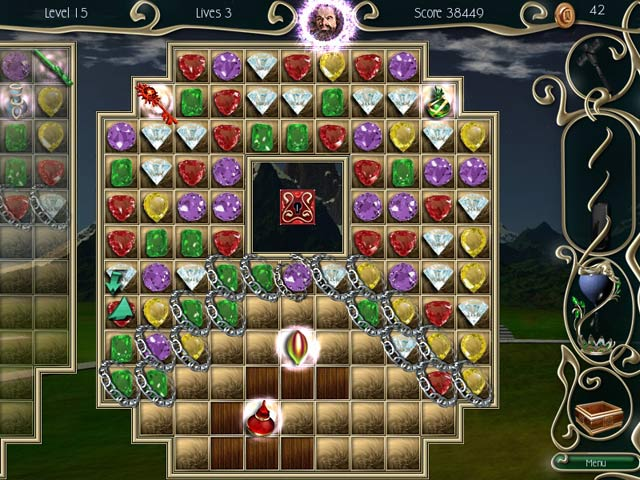 Jewel Match 3 – Mac Screenshot-3