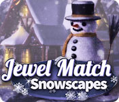 Feature screenshot game Jewel Match: Snowscapes