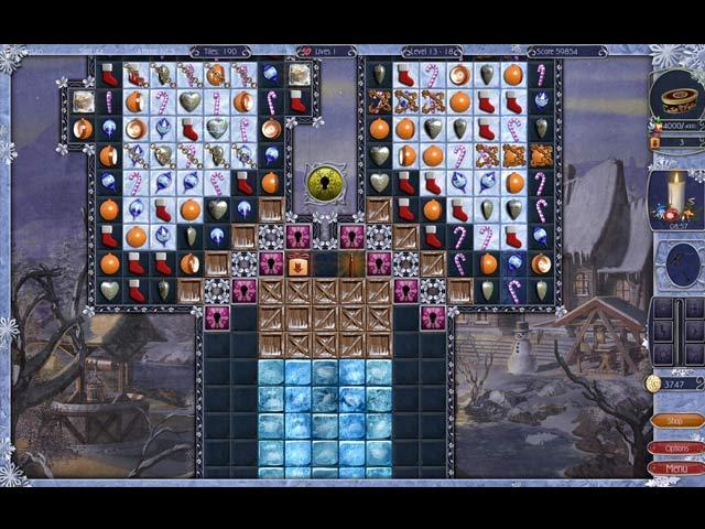 Game screenshot 3 Jewel Match: Snowscapes