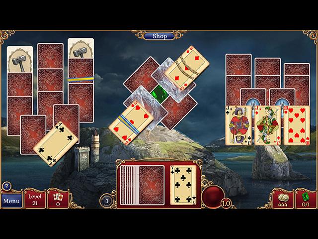 Game screenshot 3 Jewel Match Solitaire 2