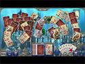 2. Jewel Match Solitaire Atlantis game screenshot