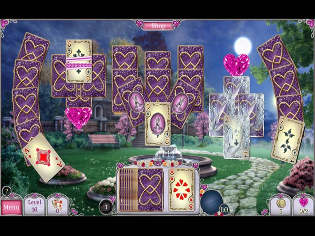 Jewel Match Solitaire: L'Amour img