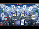 2. Jewel Match Solitaire: Winterscapes game screenshot