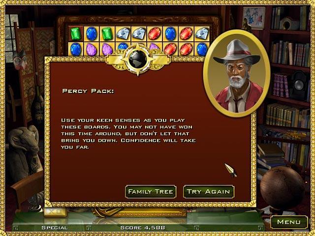 Game screenshot 3 Jewel Quest Heritage